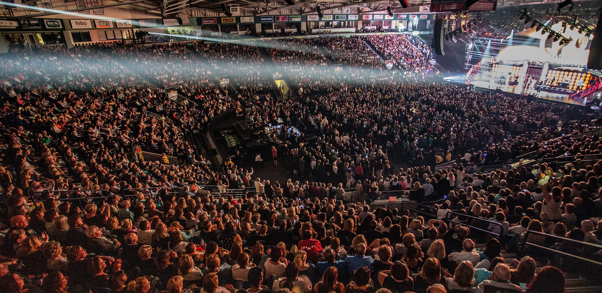 Upcoming Events Hertz Arena