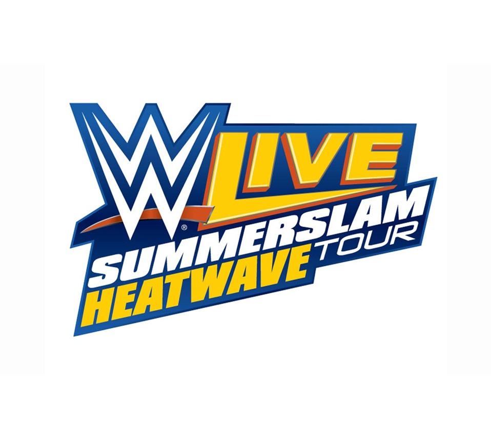 Wwe Summerslam Heatwave Tour Hertz Arena